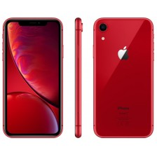 Смартфон Apple iPhone XR 128GB / MRYE2 (красный)