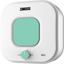 Накопительный водонагреватель Zanussi ZWH/S 15 Mini O (зеленый)