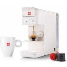Капсульная кофеварка illy New Y3 E&C 60282 (белый)