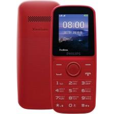 Мобильный телефон Philips Xenium E109 (красный)