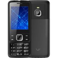 Мобильный телефон Vertex D546 (черная сталь/металл)