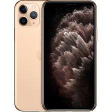 Смартфон Apple iPhone 11 Pro 64GB / MWC52 (золото)