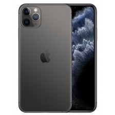 Смартфон Apple iPhone 11 Pro Max 64GB / MWHD2 (серый космос)