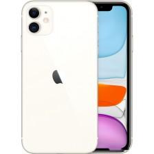 Смартфон Apple iPhone 11 64GB / MWLU2 (белый)