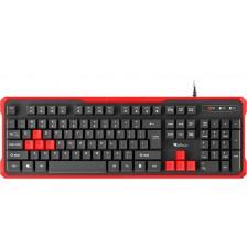 Клавиатура GENESIS Rhod 110 / NKG-0975 (красный)