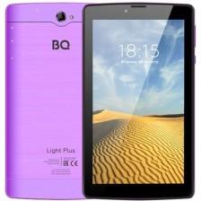 Планшет BQ BQ-7038G 3G Light Plus (фиолетовый)