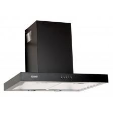 Вытяжка Т-образная Zorg Technology Quarta 750 (90, матовый черный)