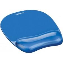 Коврик для мыши Fellowes FS-91141 (синий)