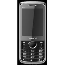 Мобильный телефон Maxvi P10 (черный)