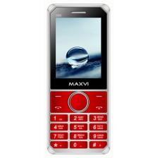 Мобильный телефон Maxvi X300 (красный)